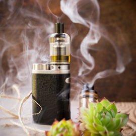E - Zigaretten und Liquids