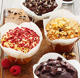 Muffins, Cookies & Mehr